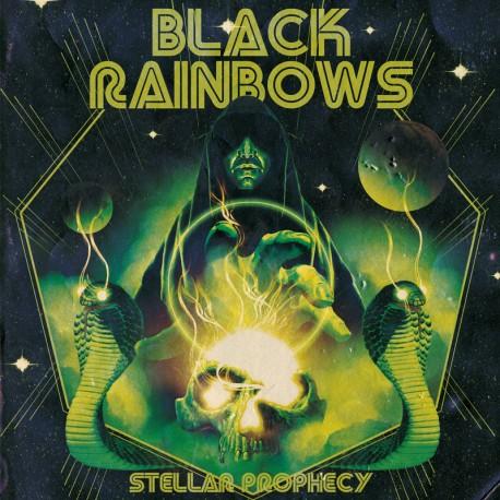 Black Rainbows – Stellar Prophecy - Colored LP