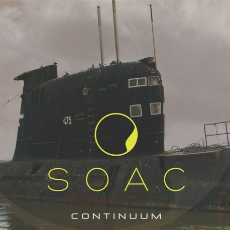 Sons Of Alpha Centauri ‎– Continuum - LP