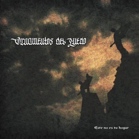Ornamentos Del Miedo – Este No Es Tu Hogar - CD