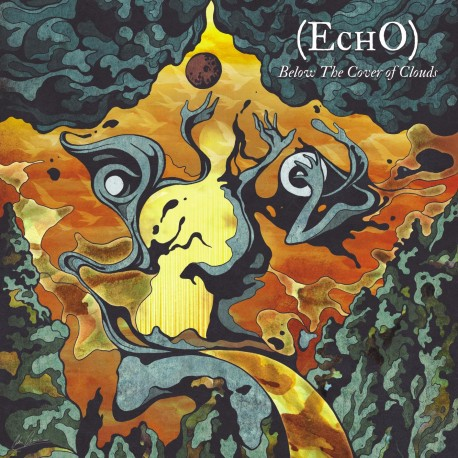 (EchO) – Below The Cover Of Clouds - CD