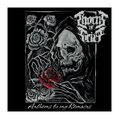 Thorns Of Grief – Anthems To My Remains - CD