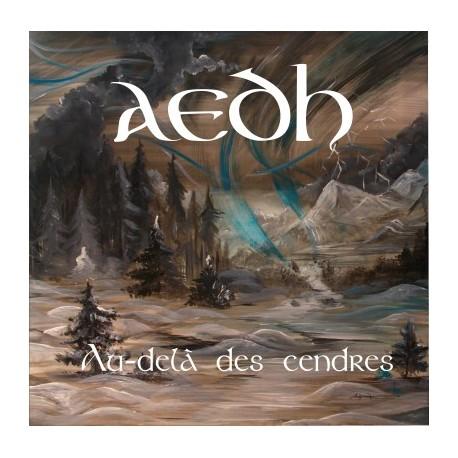 Aedh – Au-Delà Des Cendres - CD