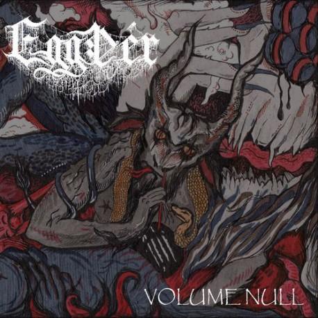 EGGÞÉR – Volume Null - MCD
