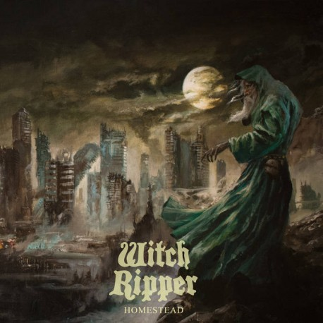 Witch Ripper – Homestead - Colored LP