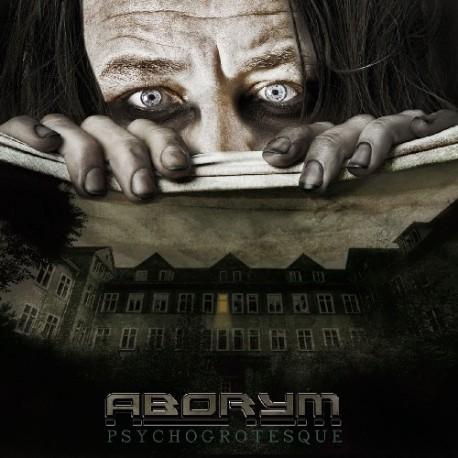 Aborym - Psychogrotesque CD DIGI
