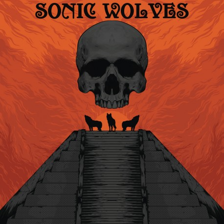Sonic Wolves – Sonic Wolves - Colored LP