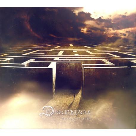 Dreamgrave – Presentiment - CD-Digi