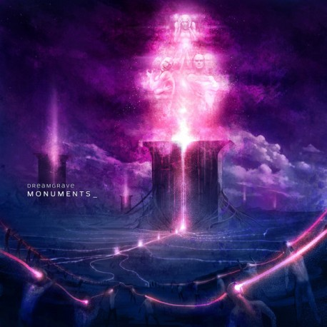 Dreamgrave – Monuments I. The Anxious - CD-Digi