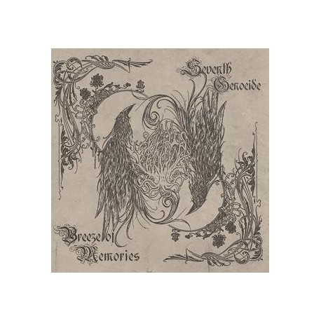 Seventh Genocide ‎– Breeze Of Memories - CD