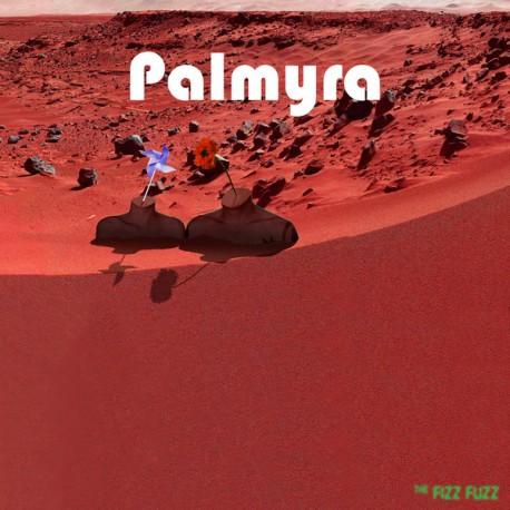 The Fizz Fuzz – Palmyra - CD
