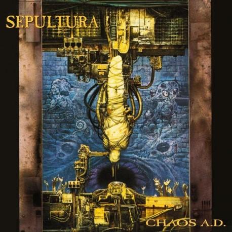Sepultura – Chaos A.D. - CD