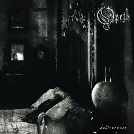 Opeth ‎– Deliverance - CD