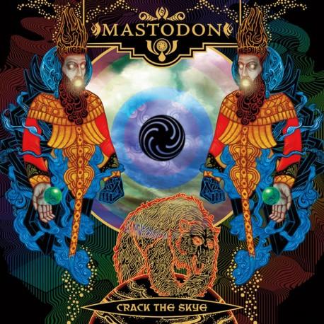 Mastodon – Crack The Skye - CD