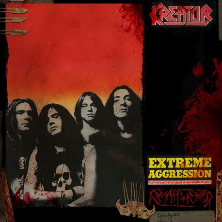 Kreator ‎– Extreme Aggression - 2CD