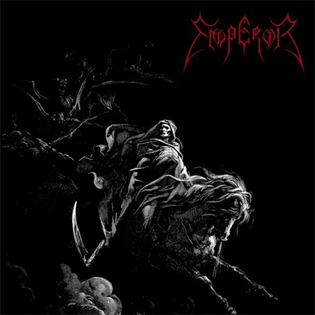 Emperor ‎– Emperor / Wrath Of The Tyrant - CD-Digi