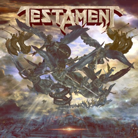Testament ‎– The Formation Of Damnation - LP