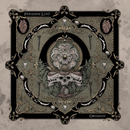 Paradise Lost ‎– Obsidian - LP