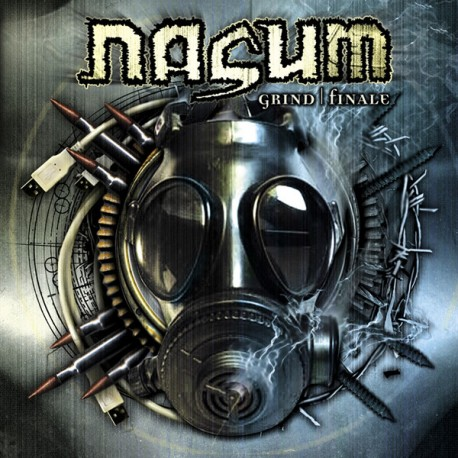 Nasum – Grind Finale - 2CD