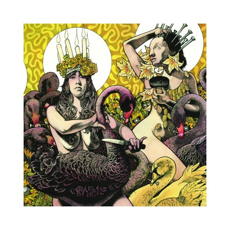 Baroness – Yellow & Green - Digibook CD