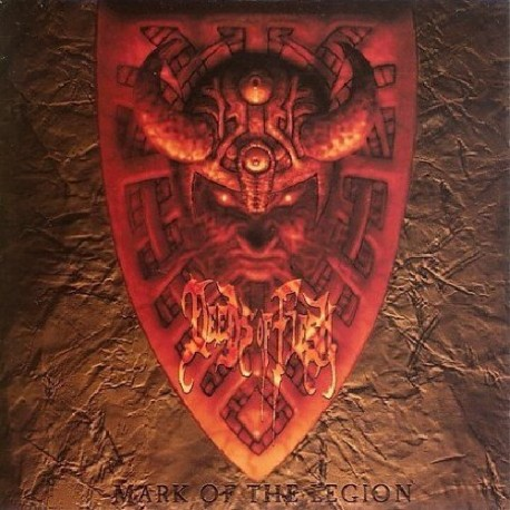 Deeds Of Flesh - Mark of the Legion CD