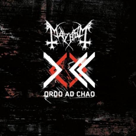 Mayhem – Ordo Ad Chao - CD