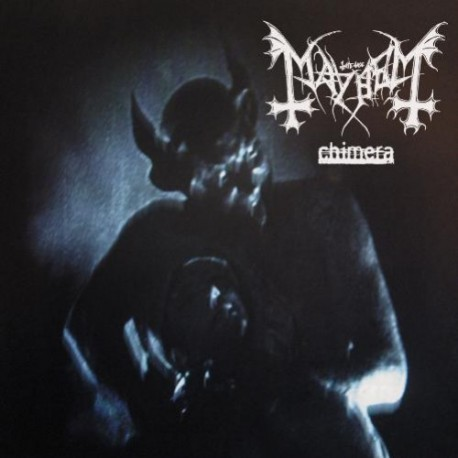 Mayhem ‎– Chimera - CD