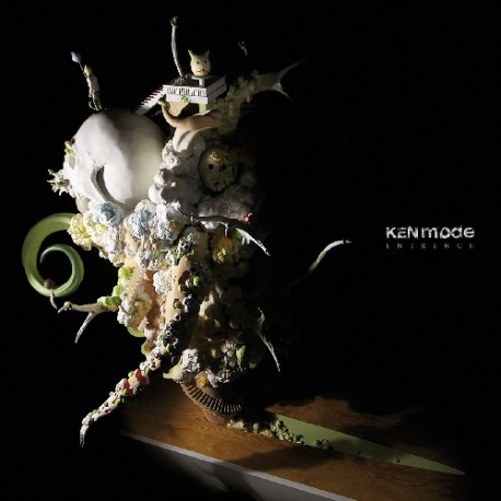 Ken Mode ‎– Entrench - CD-DIGI