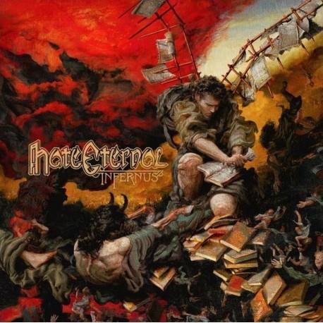 Hate Eternal – Infernus - CD