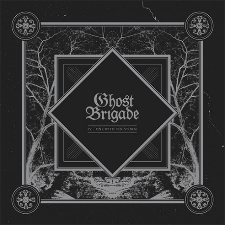 Ghost Brigade ‎– IV - One With The Storm - CD