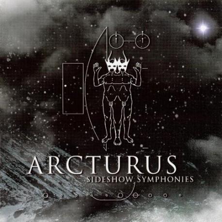 Arcturus – Sideshow Symphonies - CD