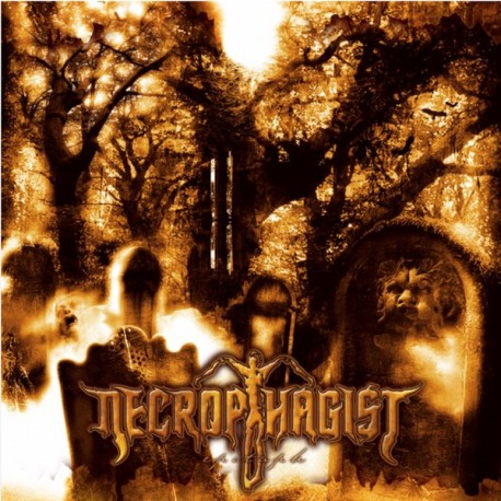 Necrophagist – Epitaph - LP