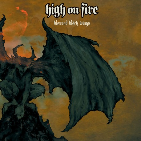 High On Fire – Blessed Black Wings - 2LP