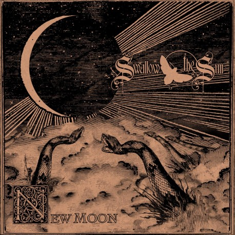 Swallow The Sun ‎– New Moon - 2LP