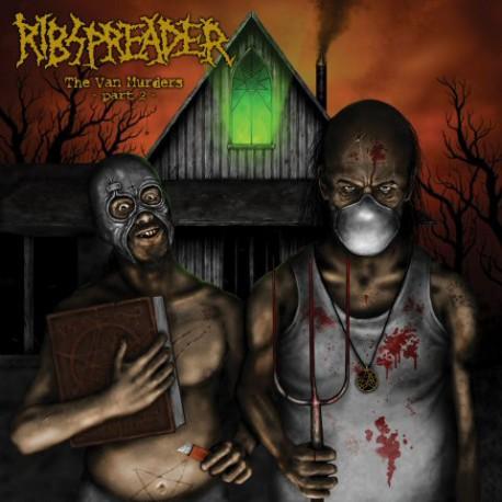 Ribspreader – The Van Murders - Part 2 - CD