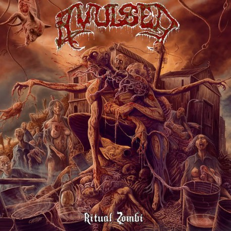 Avulsed – Ritual Zombi - CD