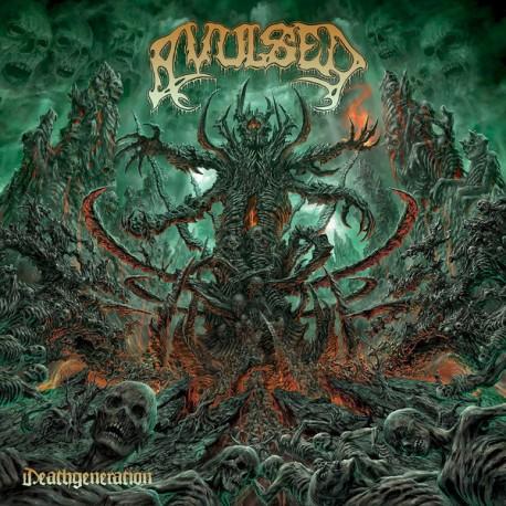 Avulsed – Deathgeneration - 2CD