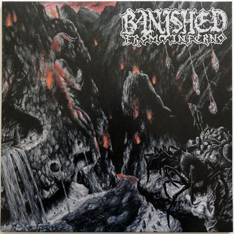 Banished From Inferno – Minotaur - LP