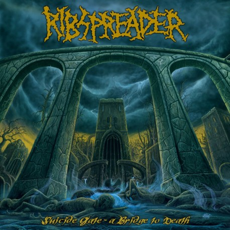 Ribspreader – Suicide Gate - A Bridge To Death - LP