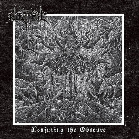 Abythic – Conjuring The Obscure - LP
