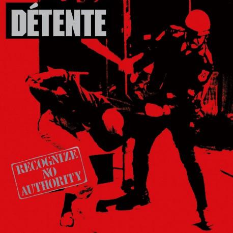 Détente – Recognize No Authority - 2LP