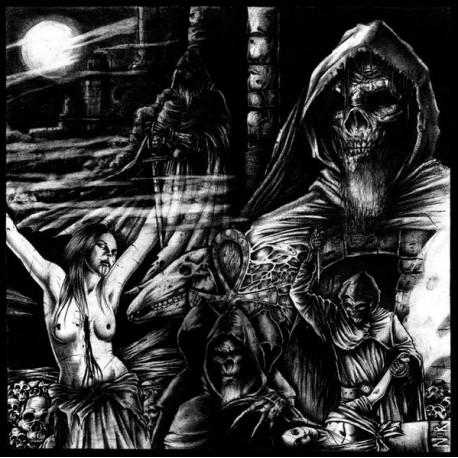 Machetazo – Sinfonías Del Terror Ciego - LP