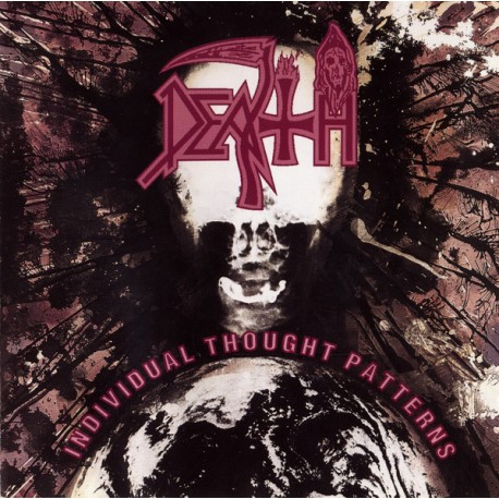 Death ‎– Individual Thought Patterns - LP