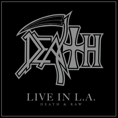 Death ‎– Live In L.A. (Death & Raw) - 2LP