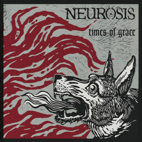 Neurosis ‎– Times Of Grace - CD