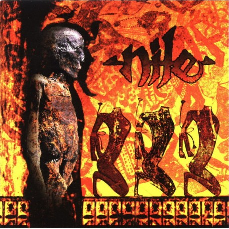 Nile – Amongst The Catacombs Of Nephren-Ka - CD
