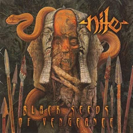 Nile – Black Seeds Of Vengeance - CD