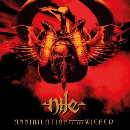Nile – Annihilation Of The Wicked - CD