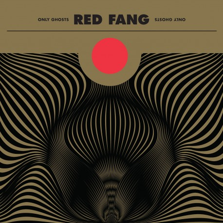 Red Fang ‎– Only Ghosts - LP