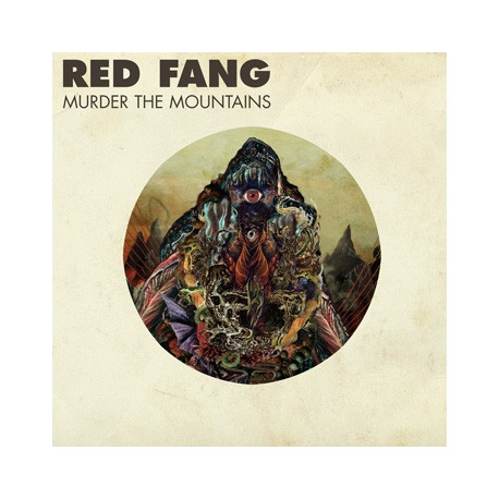 Red Fang – Murder The Mountains - LP