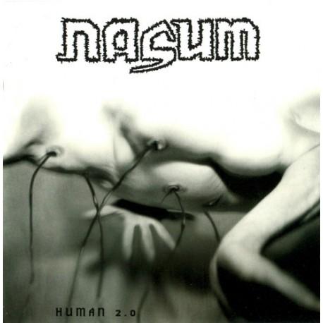 Nasum – Human 2.0 - LP